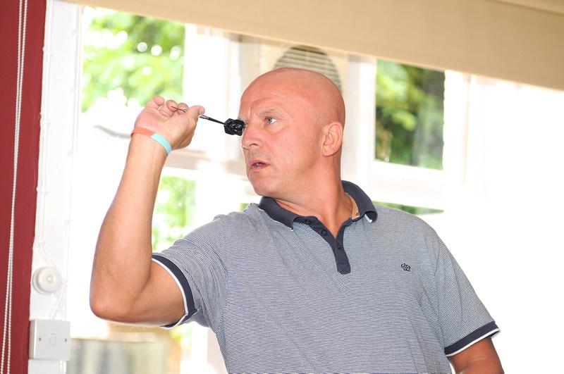 colin monk darts classic